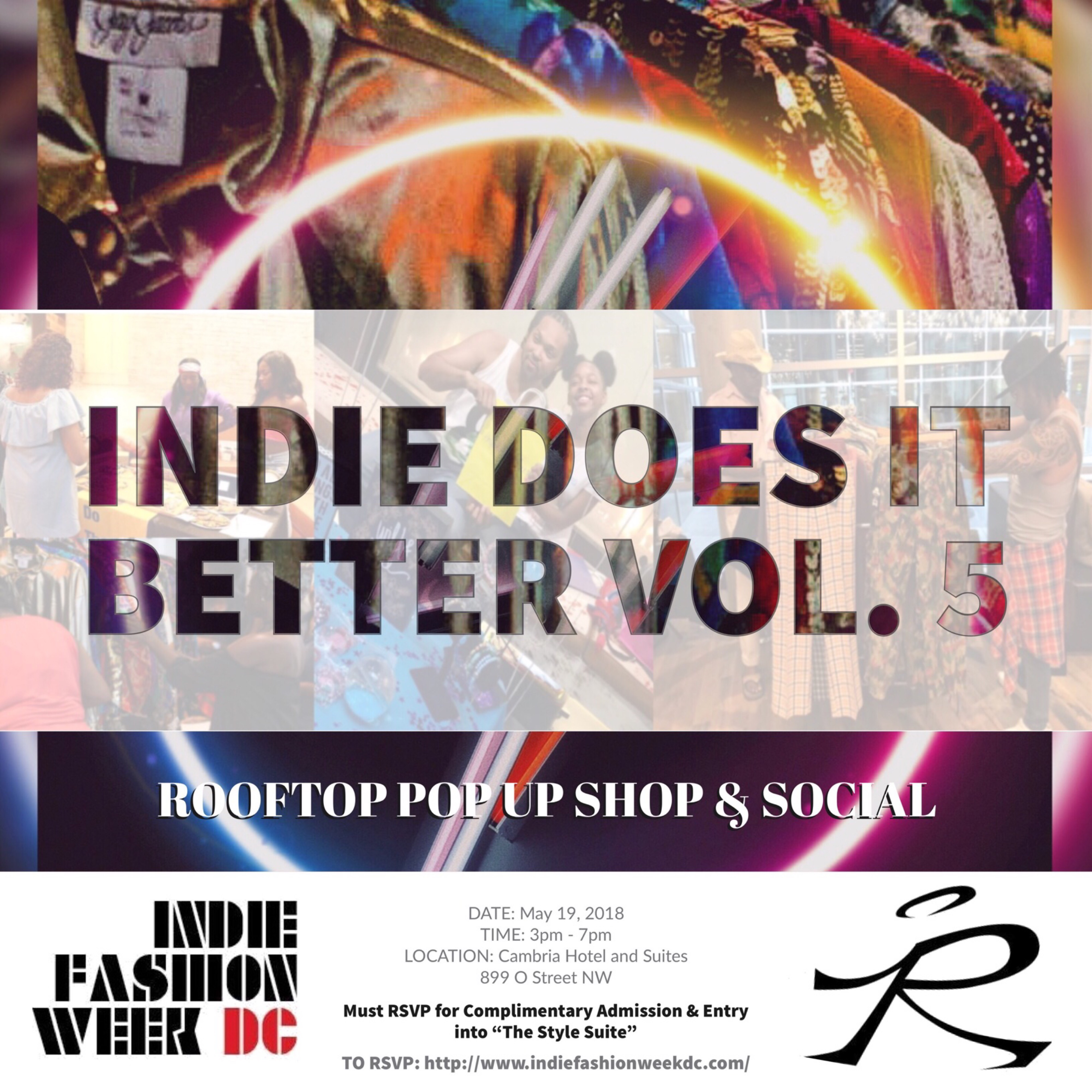 Indie Does it Better, Shopping, Pop-up, Emerging Designers